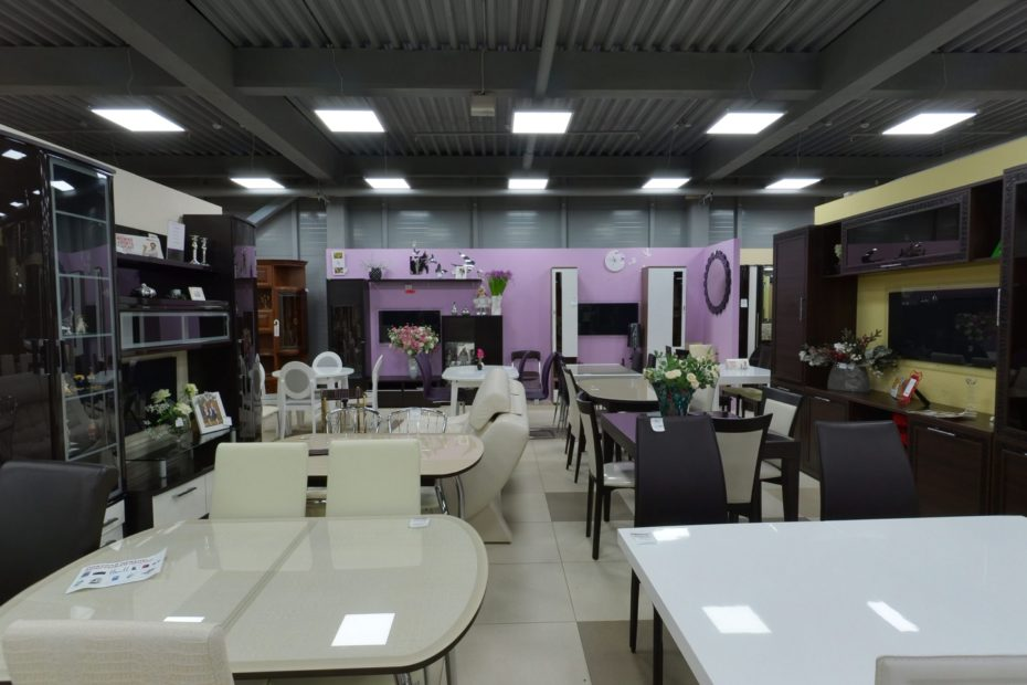 Virtual Tour. Furniture Store Tatyana, Khabarovsk, Russia.