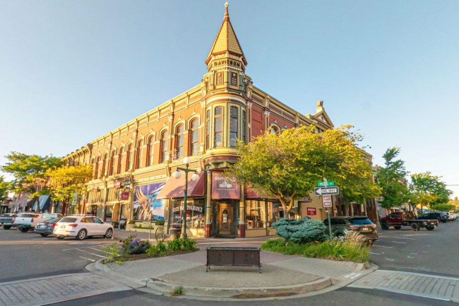 Virtual Tour Ellensburg, WA.