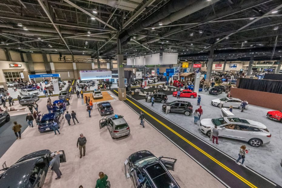Virtual Tour. Seattle's Annual Showcase of Everything New: Cars, Trucks, Exotics, Luxury & Electrics.